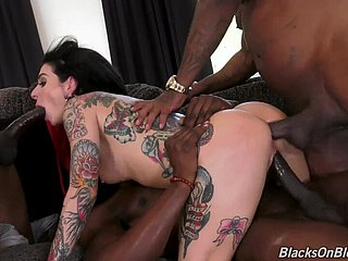 A Off colour Tatted Trippled - Joanna Angel