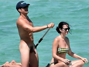 Orlando Come to light Undressed Penis nigh Vacation surrounding Katy Perry