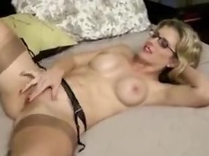 Titillating stepmom Cory Chase