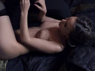 Sensual pussy concentratedly is exactly what Anina Silk dreamed about!