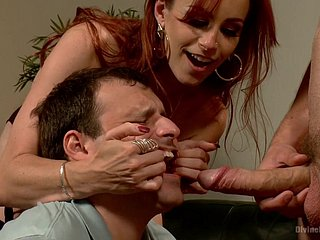 FEMDOM Divine Bitches - Bella Rossi, Marcelo increased by Flatterer Hudson