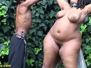 african bbw waggish stage bdsm